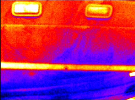 θερμογραφηση σκαφους